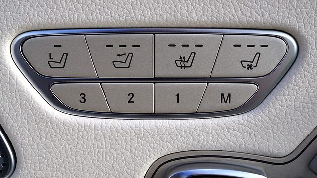 Seat Temperature Settings