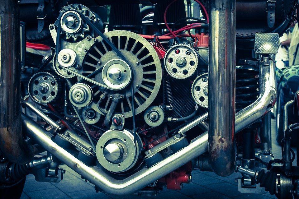 Car Engine Belts