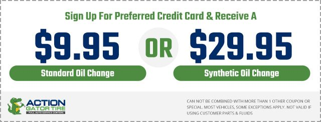 Preferred Credit Card Coupon