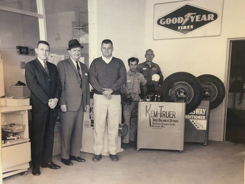 Our History of Excellence in Tires & Auto Repair
