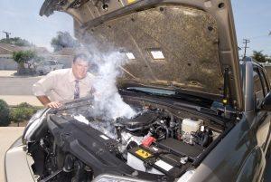 Radiator Hose Replacement
