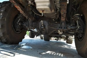 Truck Suspension & Drivetrain