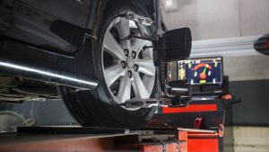 The Benefits of Professional Wheel Alignment