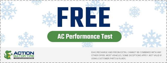 AC Performance Test coupon