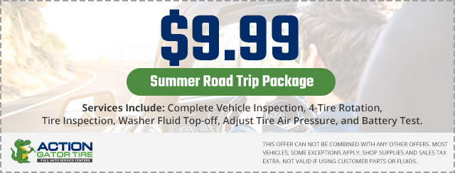 Summer Road Trip Package Coupon
