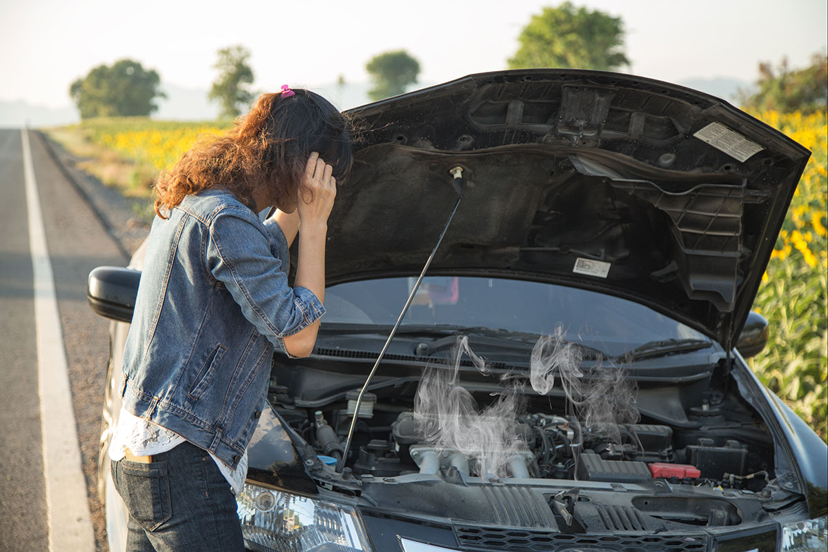 Don't Let Your Car Overheat This Summer | Action Gator Tire